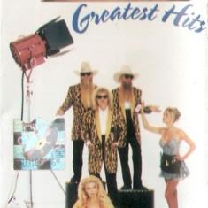 Caseta ZZ Top – Greatest Hits, originala, holograma