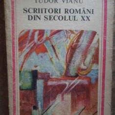 Scriitori Romani Din Secolul Xx - Tudor Vianu ,274818