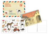 Set Carti postale Egmont