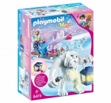Playmobil Magic, Yeti, figurine si sanie