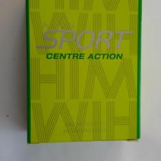 APA DE TOALETA   Sport Centre Action 50 ml -AVON