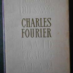 CHARLES FOURIER - OPERE ECONOMICE (1966)