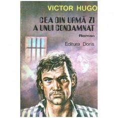 Cea din urma zi a unui condamnat - roman