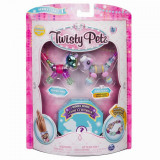 Cumpara ieftin Twisty Petz Set 3 Bratari Ponei Pudel Pisica