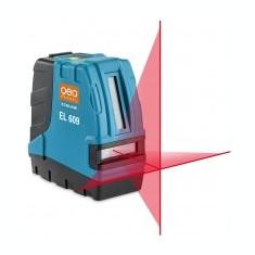 Nivela laser liniara EL 609 - cu trepied - cruce laser, GEO-FENNEL