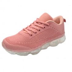Adidasi Pantofi sport de dama cu talpa din silicon MBrands