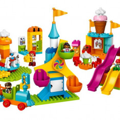 LEGO Duplo - Parc mare de distractii 10840
