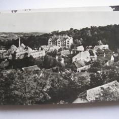 Carte postala - Ocna Sibiului, Circulata, Fotografie