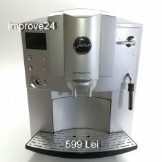 Jura Impressa E75 F50 C5 Espressor automat 15bar 1350W cititi textul