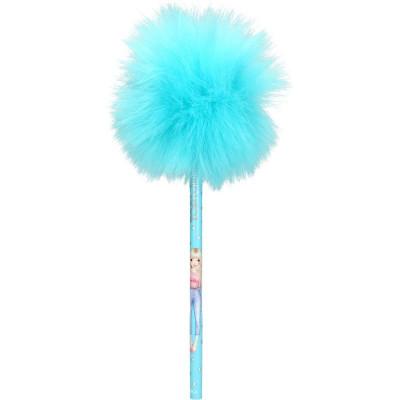 Creion cu PomPom Top Model Depesche, bleu foto
