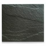 Cumpara ieftin Placa din sticla protectie perete/plita, Anthracite Slate, L56xl50 cm