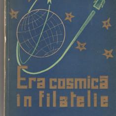 Era cosmica in filatelie - Iosif Micu/ing. Mihai Popovici 1964 brosata