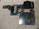 Placa de baza  laptop  COMPAQ G56 CQ56  functionala ,INTEL,ddr2,racire bonus