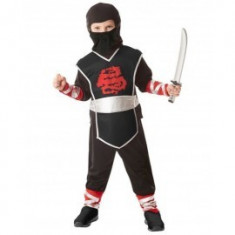 Costum de carnaval Ninja Super, Melissa & Doug