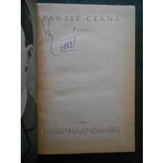 PANAIT CERNA - POEZII (1963, editie cartonata)