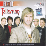 CD Rock: Talisman - Best of ( 2007, original, stare foarte buna )