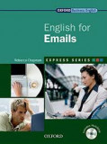 Cumpara ieftin English for emails oxford business english / cu cd