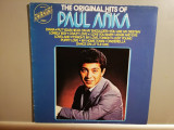 Paul Anka – Hits Of (1974/CBS/RFG)  - VINIL/Impecabil