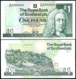 Scotia 2001 - 1 pound UNC
