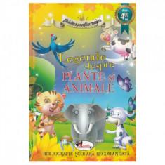 B.P.M. - Legende despre plante si animale