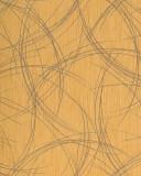 Tapet auriu model grafic cu suprafata texturata 1021-11