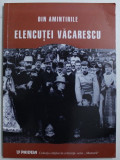 Din amintirile Elencutei Vacarescu