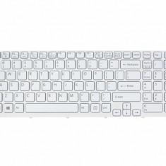 Tastatura laptop Sony Vaio SVE15 (alb)