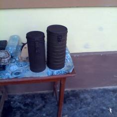 Cutii masti gaze Germana si Romaneasca ww2