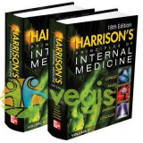 Harrison S - Principles of internal medicine - Editia 18 + Dvd