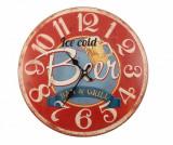 Ceas de perete Beer - Disraeli, Multicolor