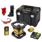 Nivela laser rotativa DeWalt - DCE074D1R