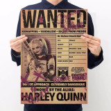 Poster cautat wanted harry quin decor film