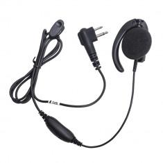 Aproape nou: Casti cu microfon Motorola MDPMLN4443 pentru XT,CP,DP1000/FT25/65E/FT-