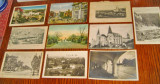 A996-Romania carti postale vechi anii cca 1910-30. Pret pe bucata.