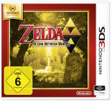 Nintendo 3DS The Legend of Zelda Between Worlds Selects