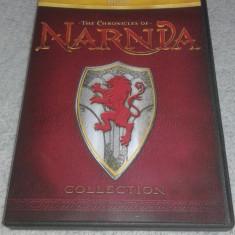 Cronicile din Narnia colectie 3 DVD subtitrate romana