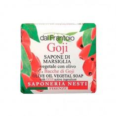 Sapun solid DAL FRANTOIO Goji si ulei de masline 100 gr