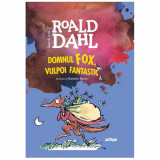 Domnul Fox, vulpoi fantastic, Roald Dahl
