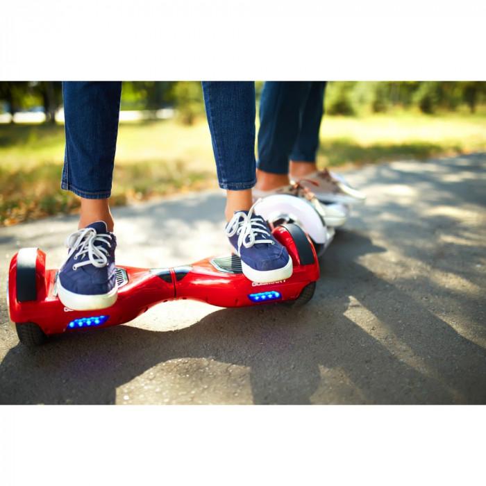 Scuter electric GO!SMART +cadou aparatoare genunchi si cotiere