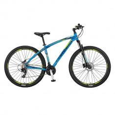 """Bicicleta MTB Umit Camaro Hidraulic , Roata 29"""", Aluminiu, Cadru 16"""" , Culoare APB Cod:2960016000, Discuri"""