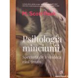 Psihologia minciunii. Speranta de a vindeca raul uman, M. Scott Peck