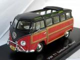 "Schuco ProR VW T1 Samba ""Woody"" 1961 1:43"