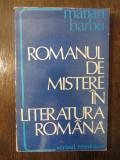 Marian Barbu - Romanul de mistere în literatura română