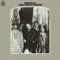 Bob Dylan John Wesley Harding 2010 Mono Version (vinyl)