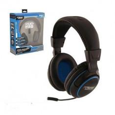 Kmd Playstation 4 Headset Pro Gamer Headset Black