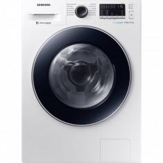 Masina de spalat rufe cu uscator Samsung WD80M4A43JW Clasa A 13 Programe Alb