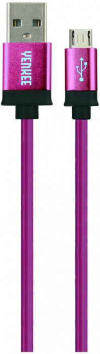 Yenkee, Cablu USB / micro 1m, Mov