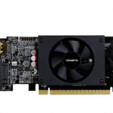 Placa Video GIGABYTE GeForce GT 710, 2GB, DDR5, 64 bit, Low Profile