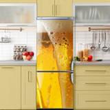 Sticker Tapet Autoadeziv pentru frigider, 210 x 90 cm, KM-FRIDGE-61