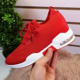 Pantofi sport Africo rosii -rl
